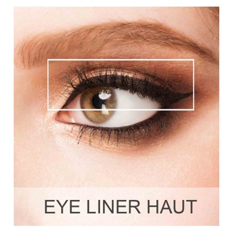 Maquillage permanent yeux - Eye liner haut (Retouche incluse)