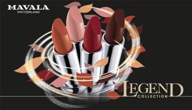 Découvrez notre gamme de rouge à lèvres Mavala