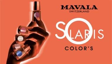 Découvrez la gamme Solaris de Mavala